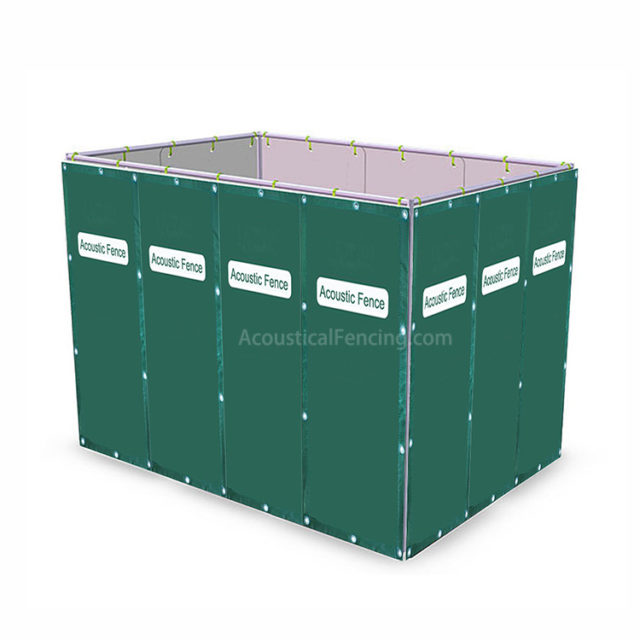 Industrial Equipment Soundproofing Industrial Soundproofing Material Acoustic Industrial Enclosure